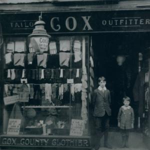shop front 1914